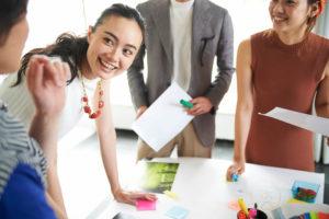 ビジネスモデルの参考画像