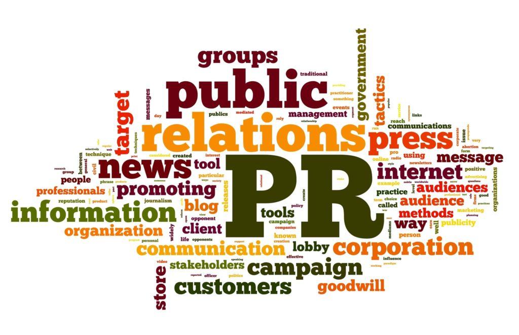 パブリックリレーションとPRの効果