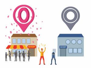 Googleマイビジネスと行列のできる店舗の関係性