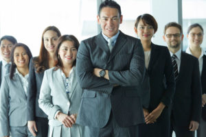 経営者と社員